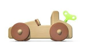 اسباب بازی چوبی متحرک