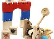 فروشگاه اینترنتی اسباب بازی چوبی علی کوچولو